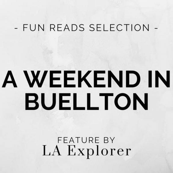 Weekend in Buellton California