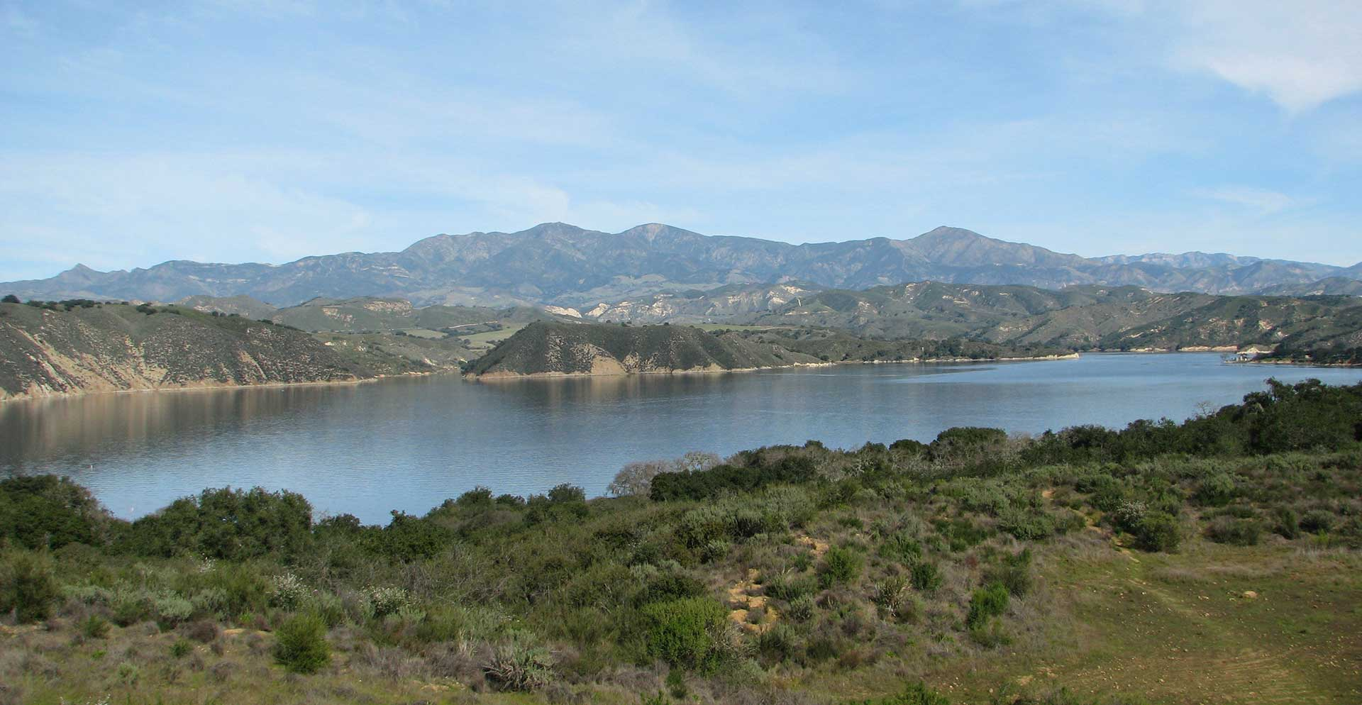 Cachuma Lake Recreation Area