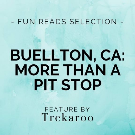 Buellton, CA: More Than a Pit Stop