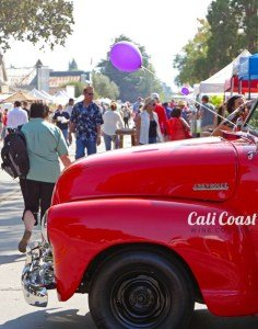 Los Olivos Day in the country