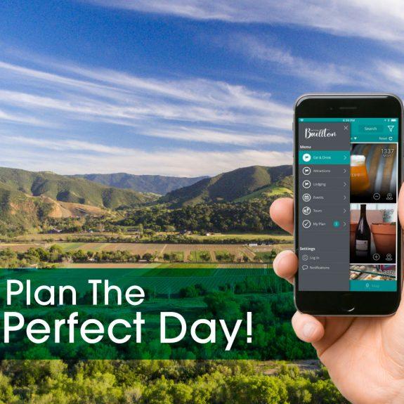 Buellton Ca Trip Planning App