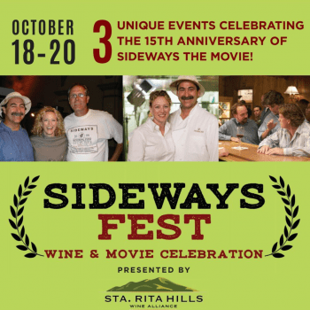 Sideway Fest Poster