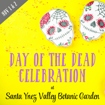 SYV Botanic Garden Day of the Dead