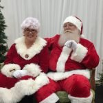 Winter Fest Mr & Mrs Claus