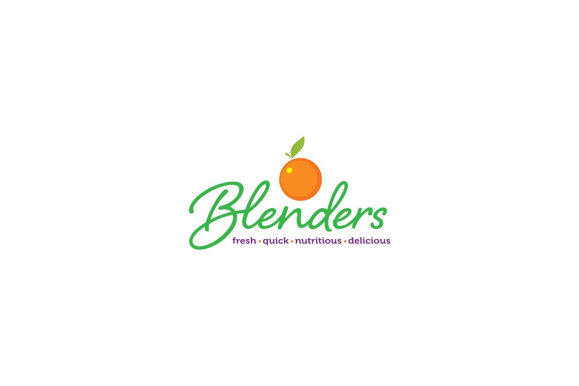 Blenders In The Grass