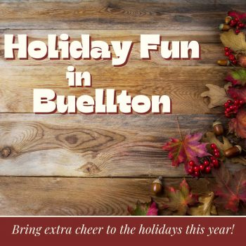 Holiday Fun in Buellton